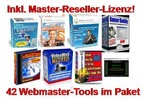 Thumbnail 42 Webmaster-Tools in professional packaging + MRL